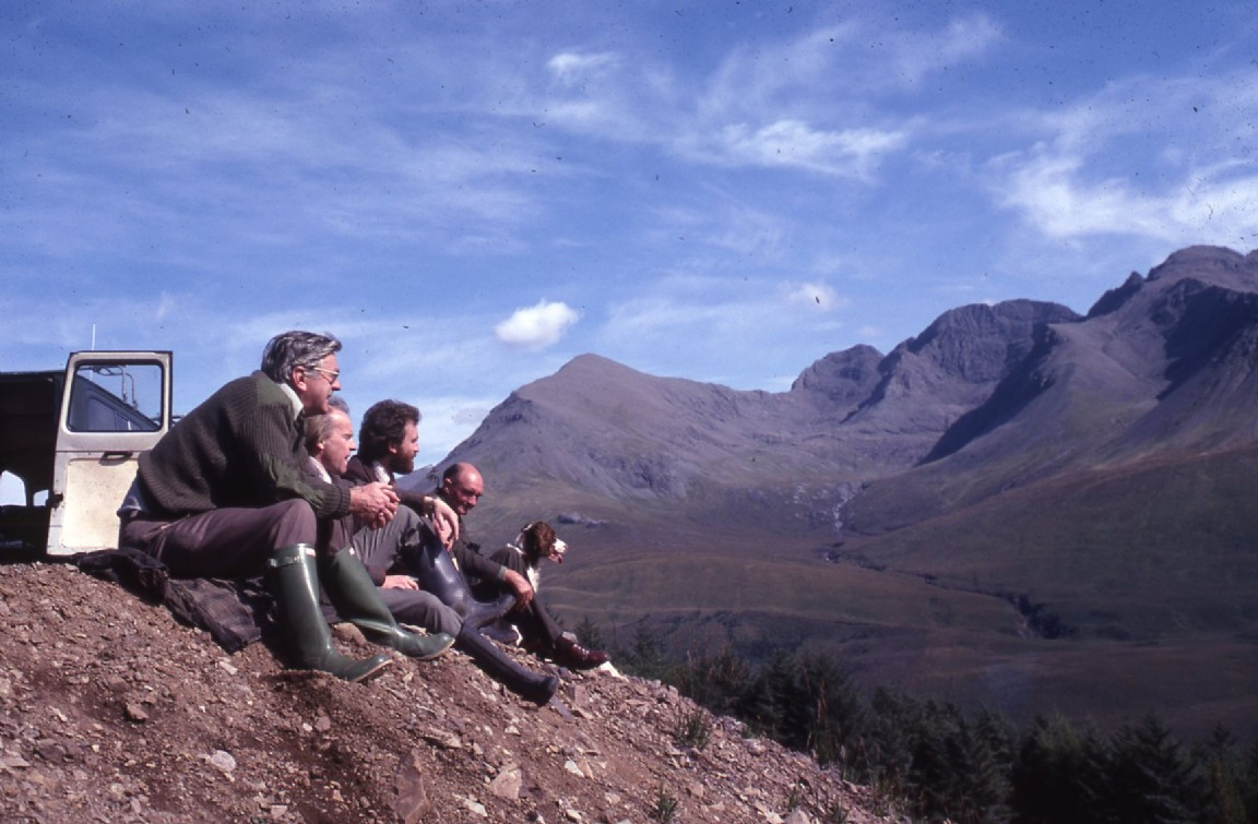 Foresters on Skye, 1978