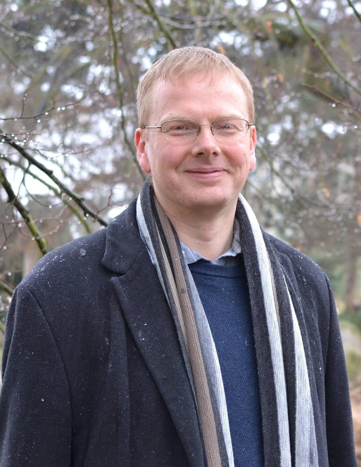 Authorised Lay Minister - Mark Liversidge