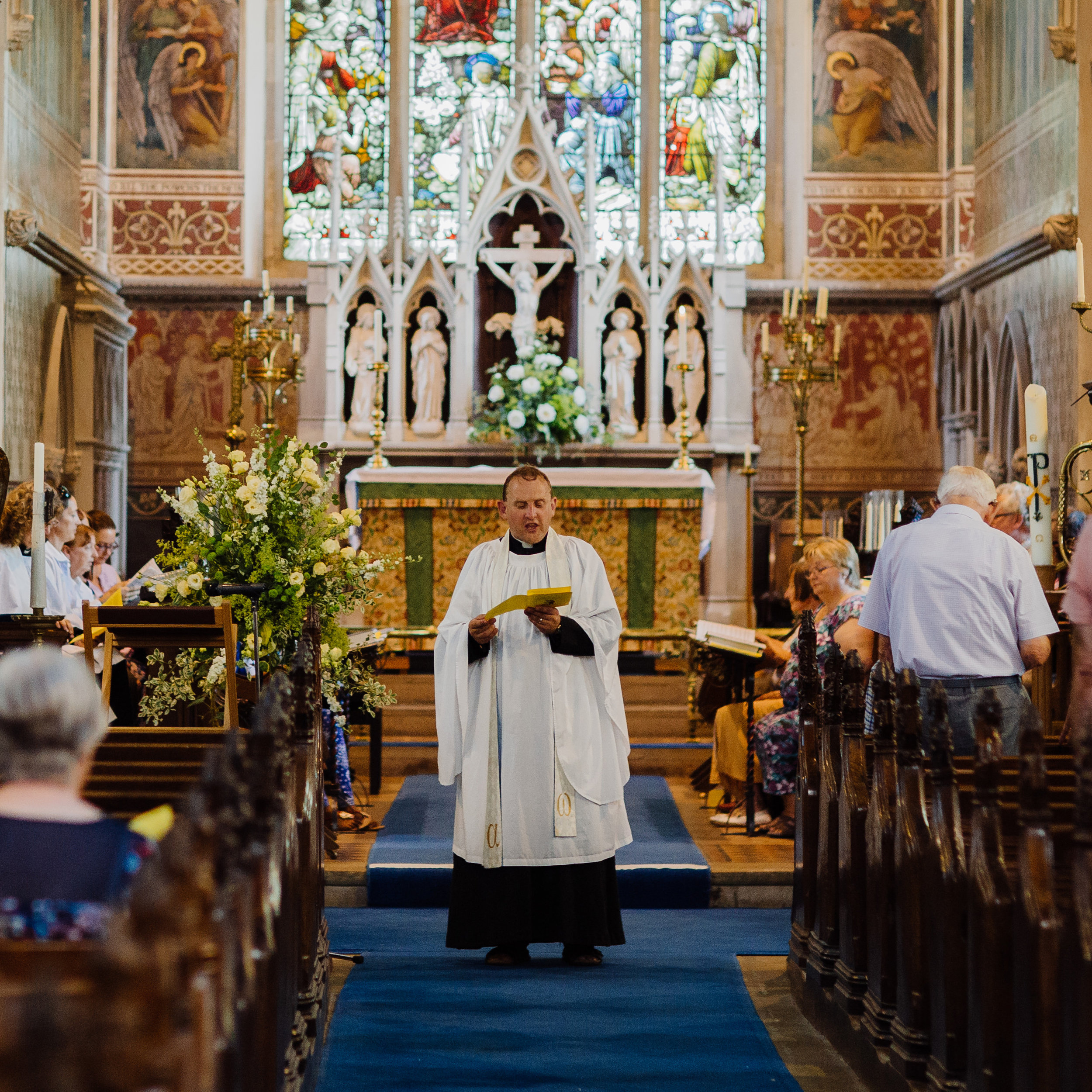 CHRISTENINGS - For more information on welcoming your child into God's family