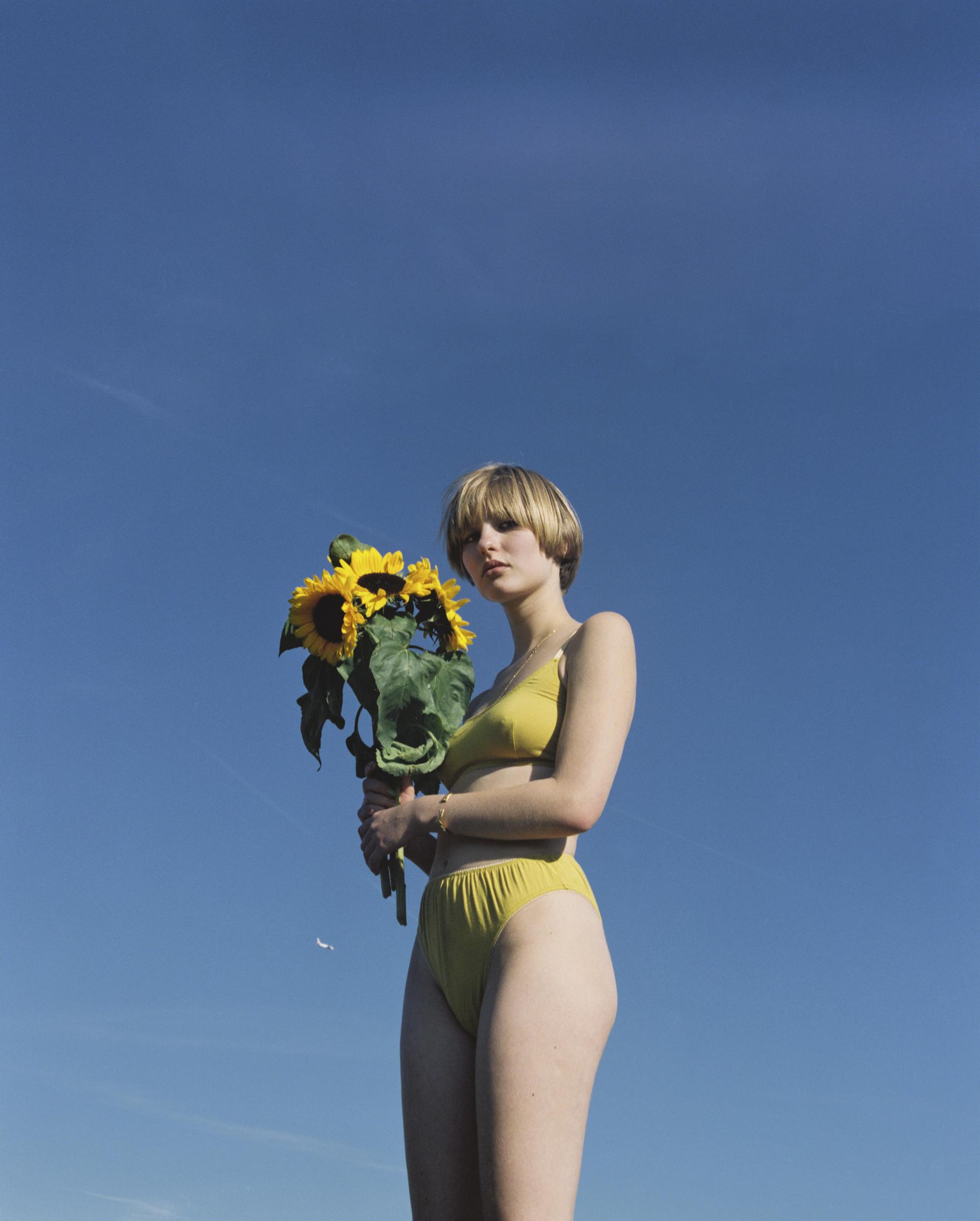 Blue Skies Sylvie for Jonesy