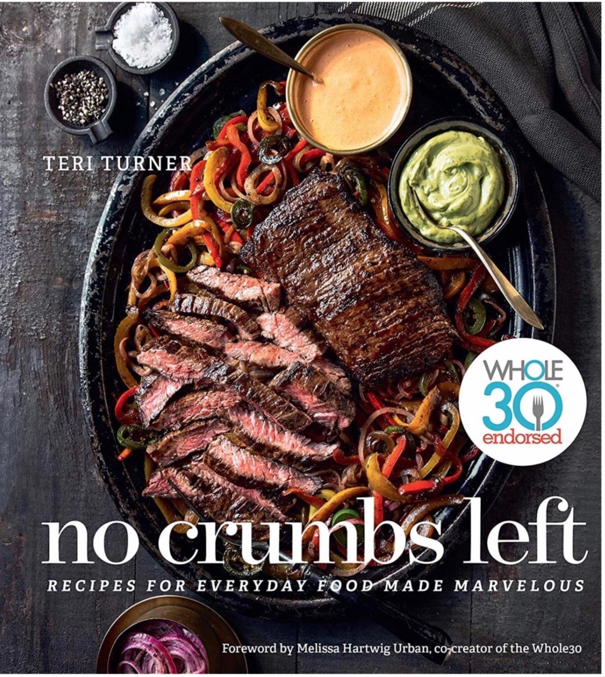 no crumbs left