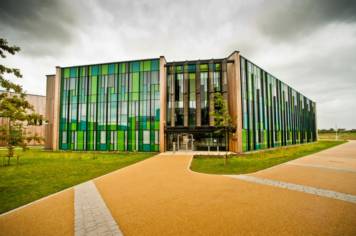 The Catalyst Building, University of York, East Campus