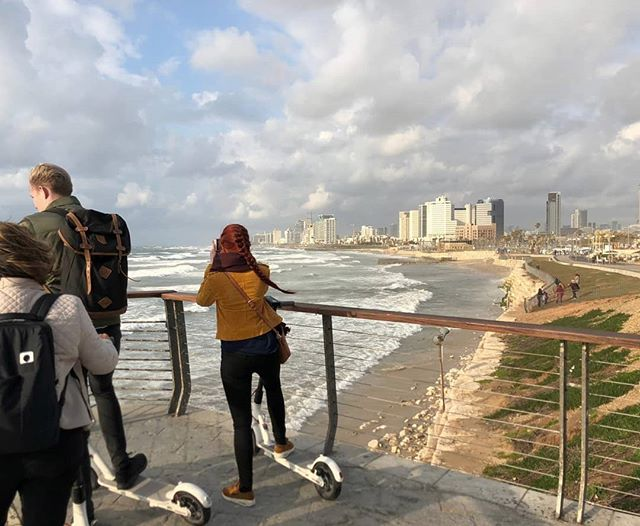 Finding balance between work and having fun is always tough. After an intensive week meeting  more than 12 different companies, Growthmakers payed a visit to the ancient port of Jaffa. Thanks for the picture @thebjorkkis