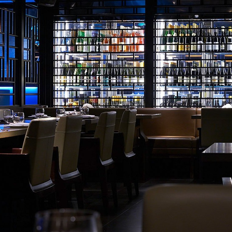 Hakkasan Mayfair - 17 Bruton St, Mayfair, London W1J 6QB