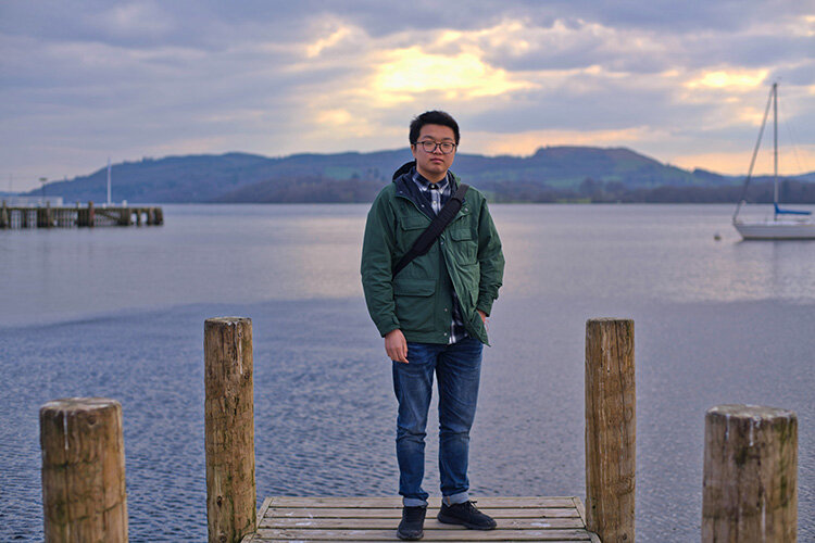 Visiting the Lake District National Park