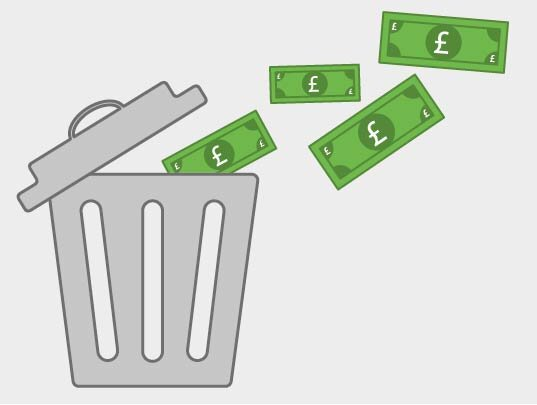 What else could you spend £200 on? - As shopping savvy students, the additional benefit of reducing food waste is also saving money. Love Food Hate Waste estimate that every person throws away approximately £200 of food per year.