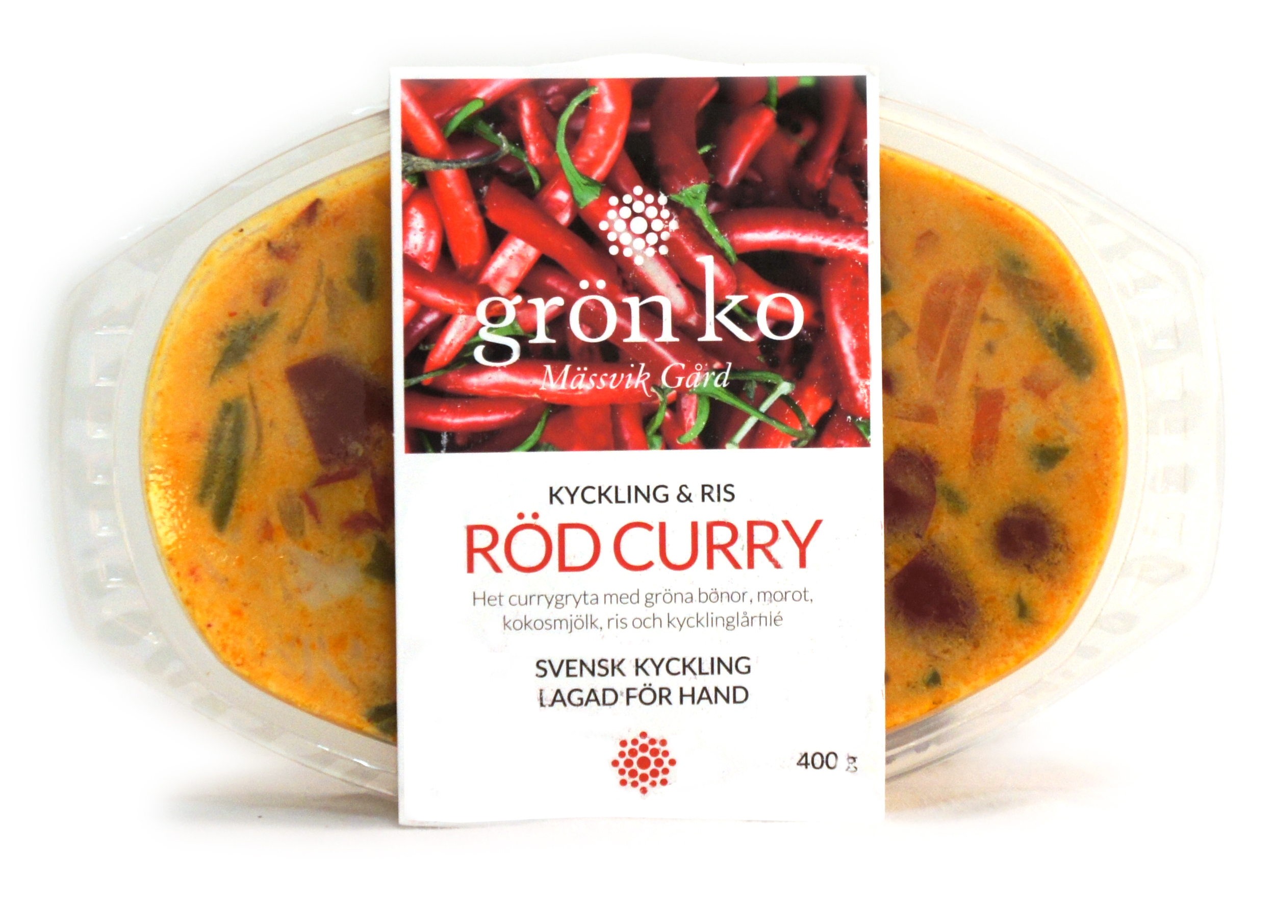 Röd curry