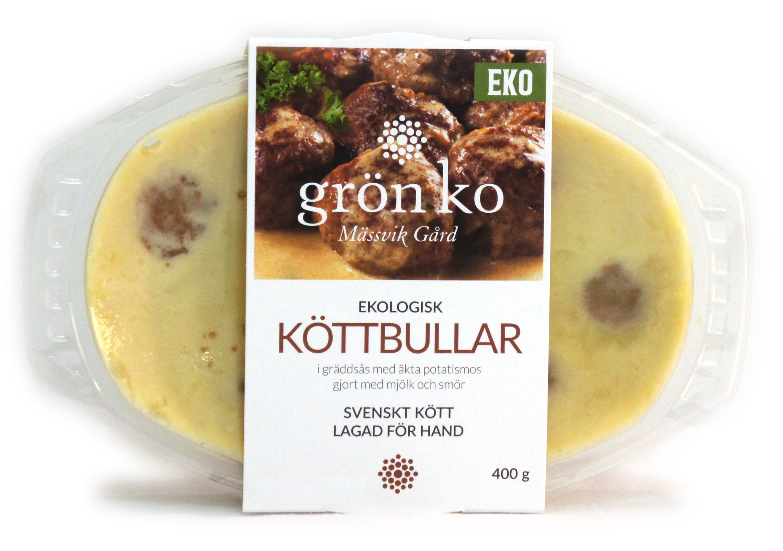 Copy of Köttbullar med potatismos