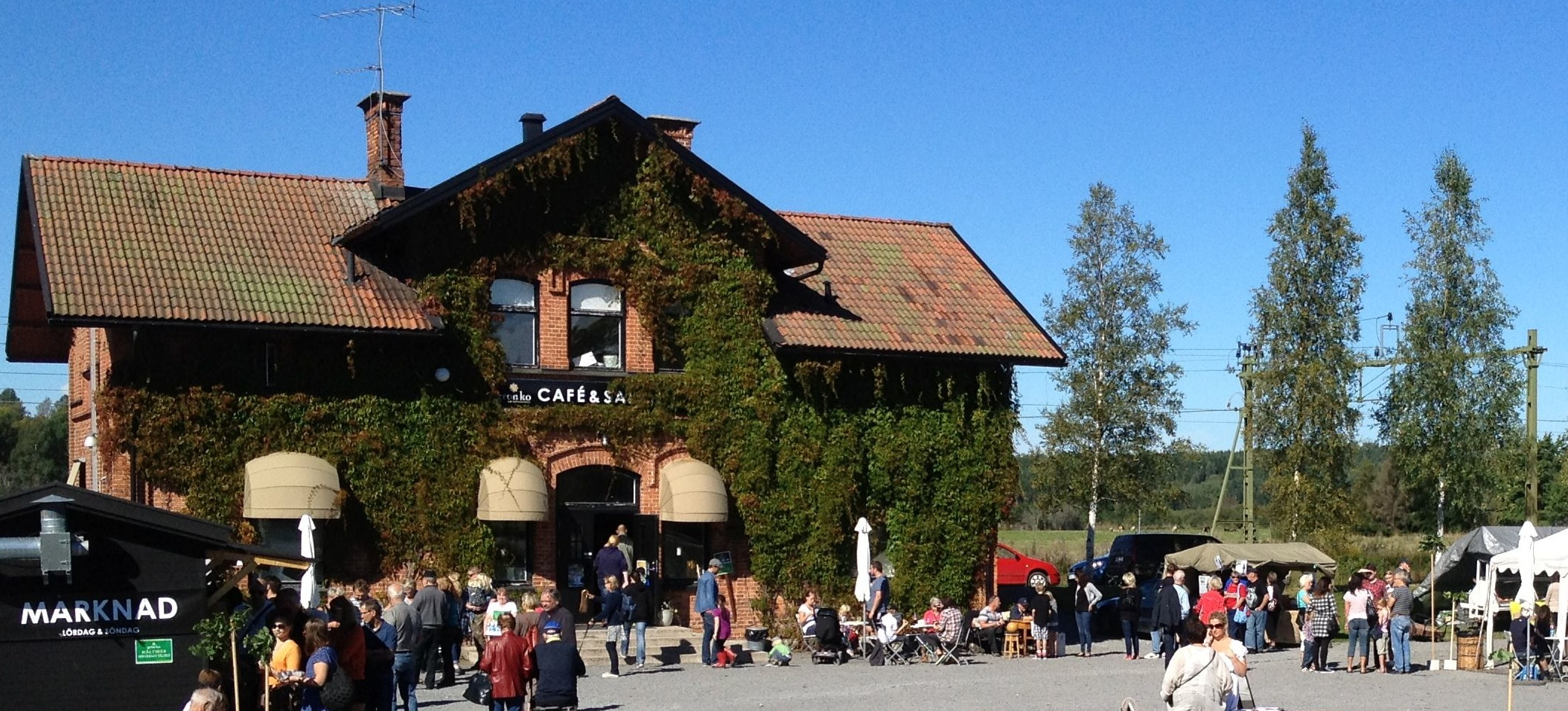 Grön Ko Café & Saluhall