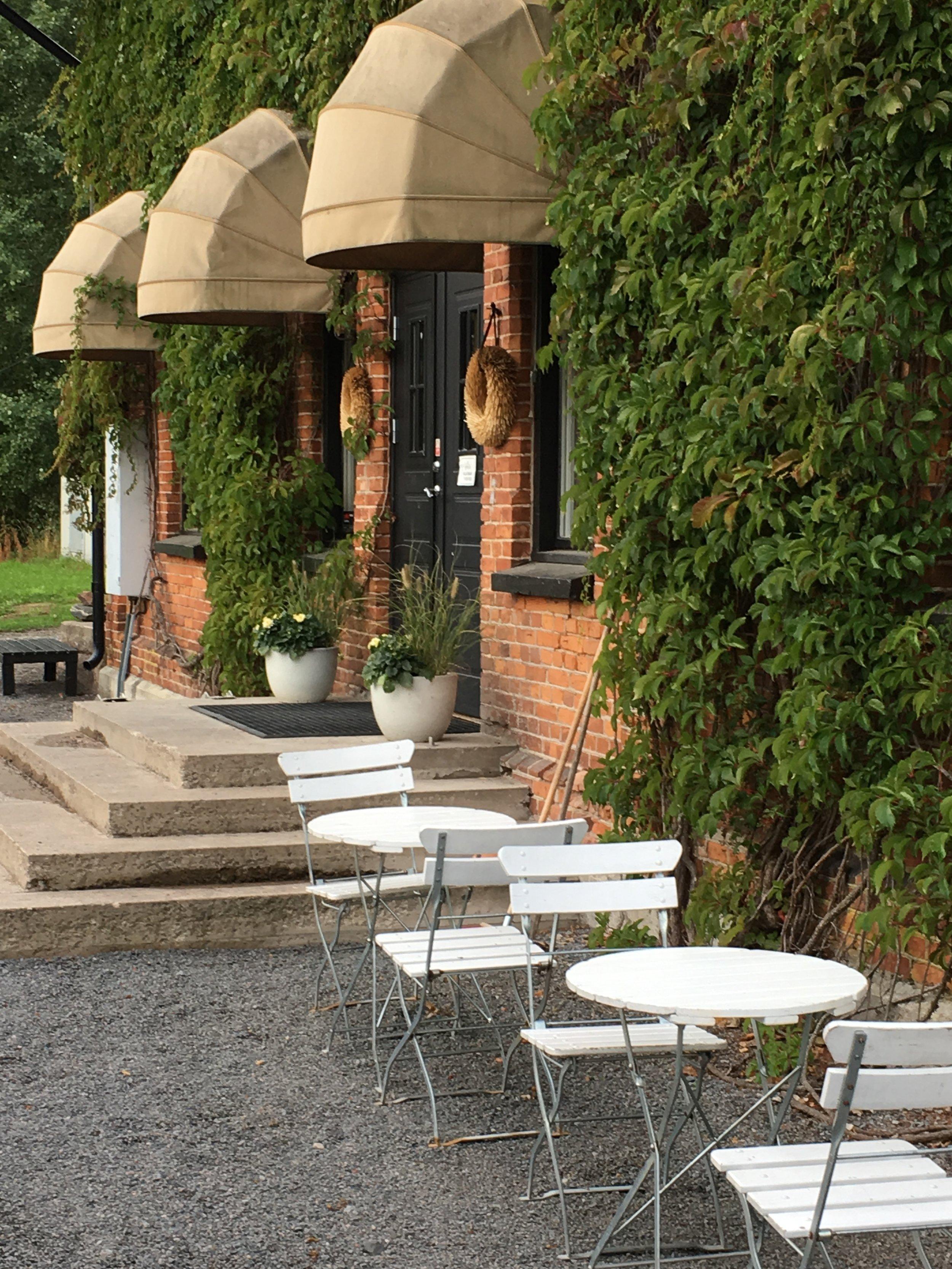 Café och saluhall i Värmland