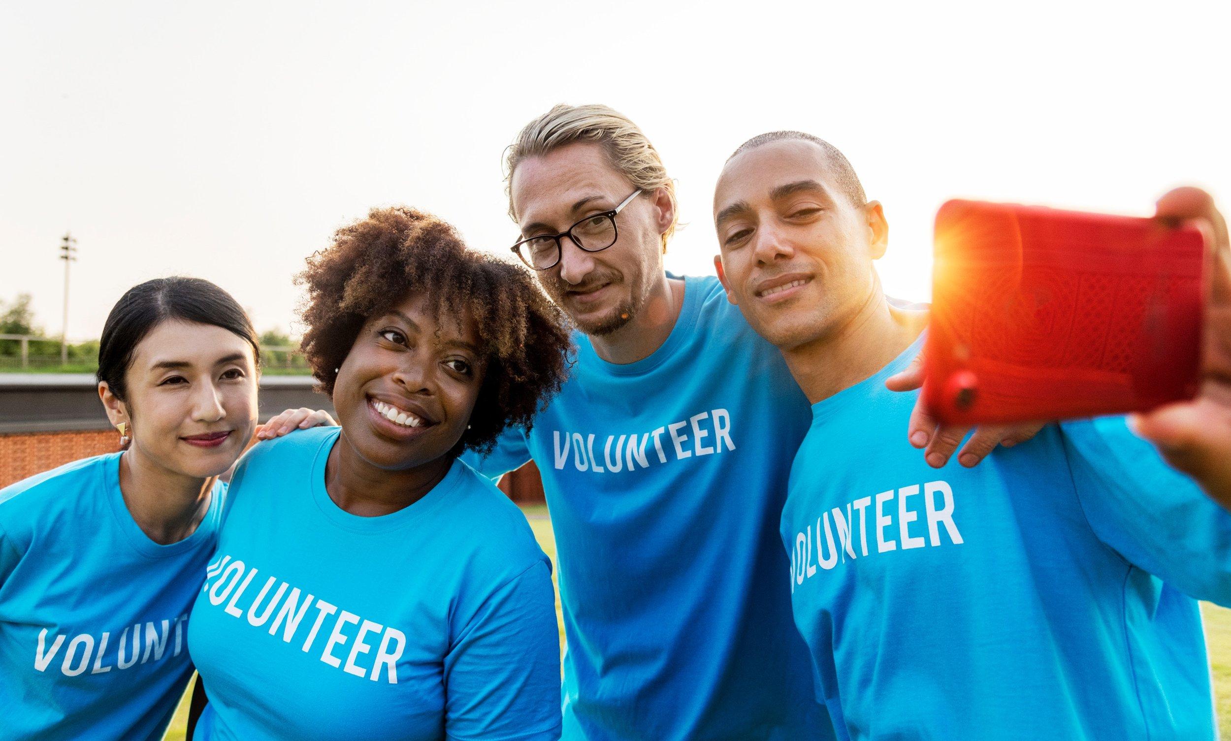 Volunteer Opportunities -