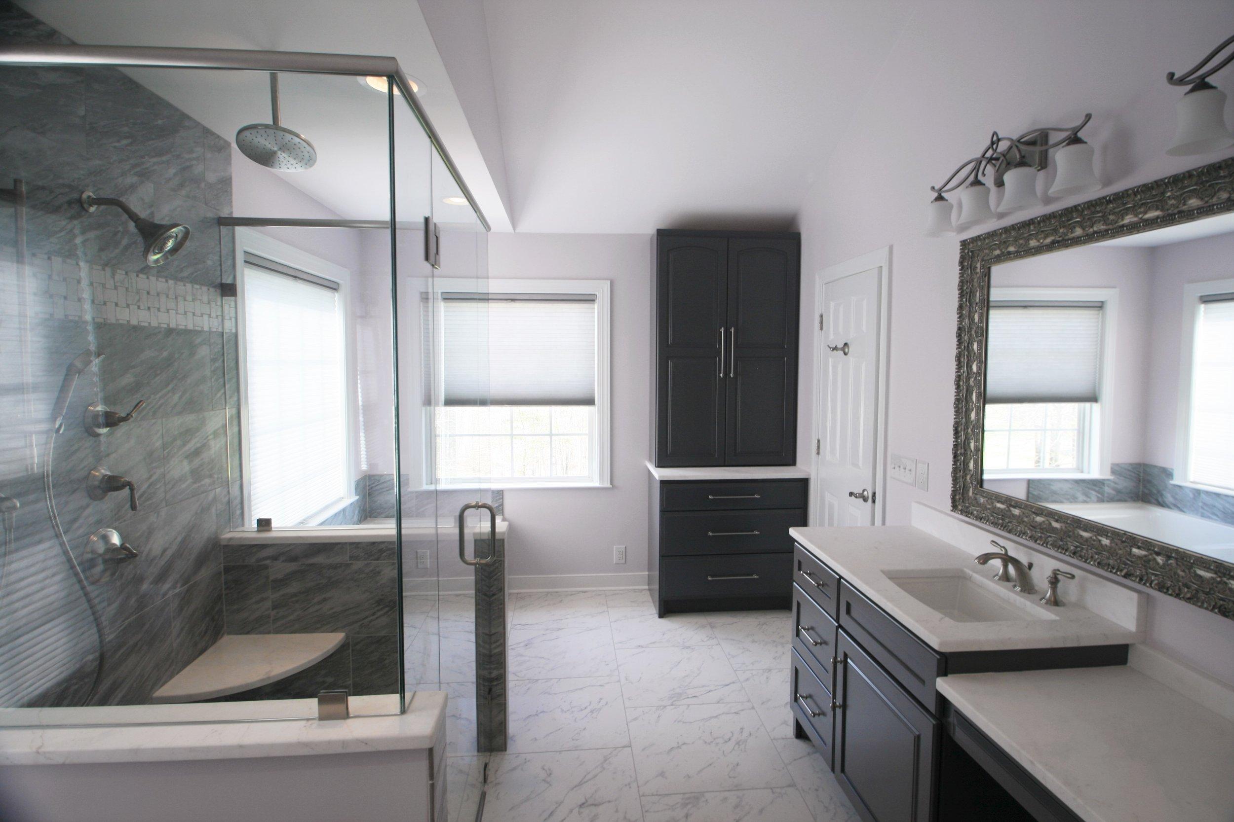 Bentivar extra large bathroom