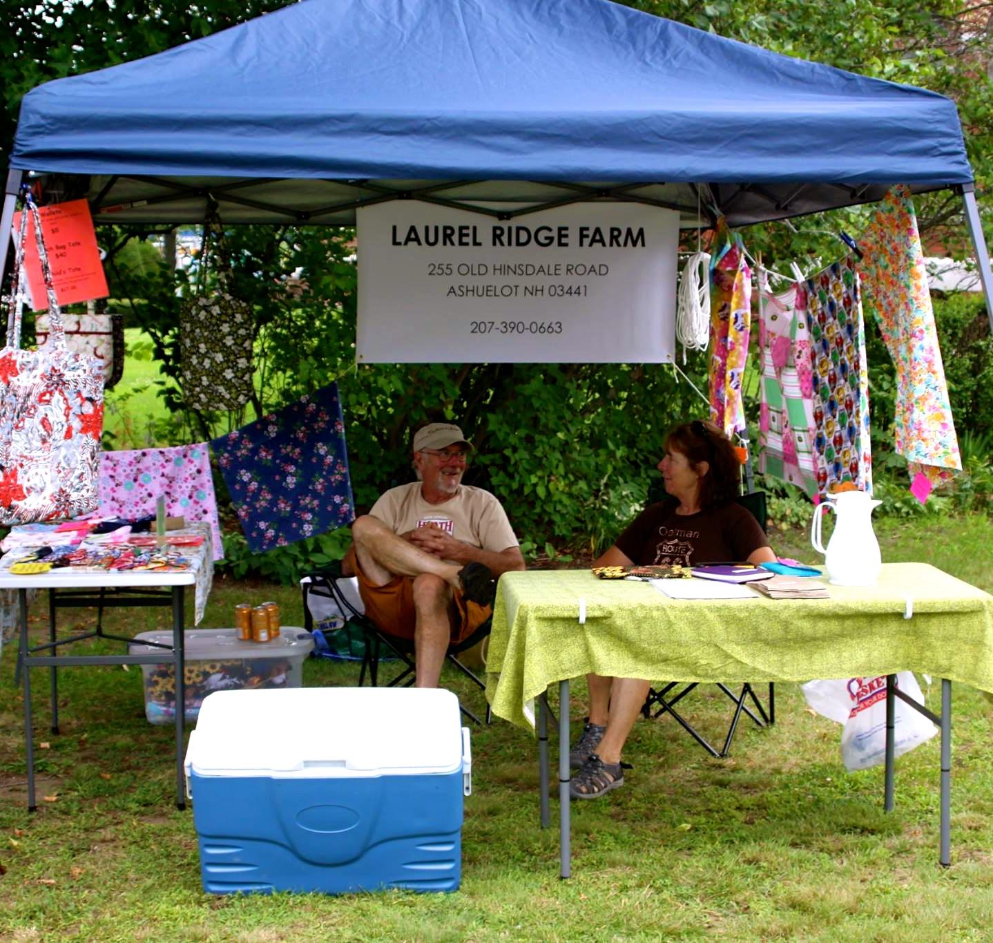 Laurel Ridge Farm - Rob & Rebecca Moulton