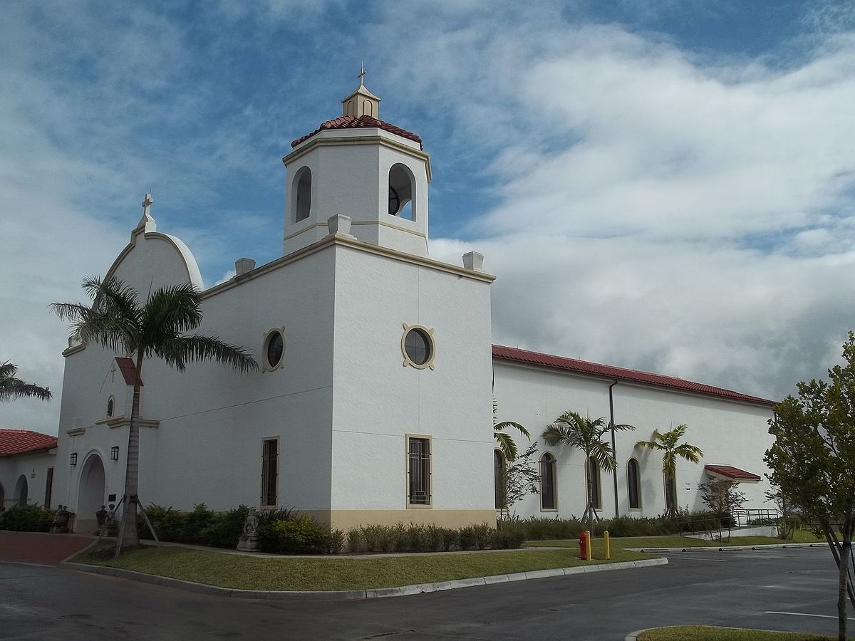 The Place - St. Mary's Catholic ChurchPahokee, FLPahokee is a small city with a beautiful tight knit community. We frequently travel here to film an enagagement or wedding video. The people are lovely and the view of Lake Okeechobee has been in more than on of our backgrounds!