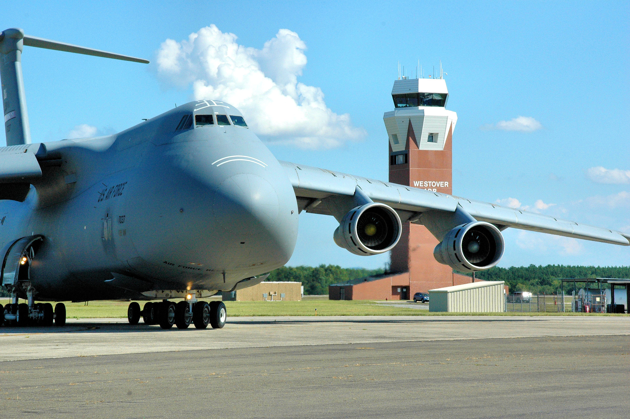CHICOPEE - Home of Westover Air Reserve Base