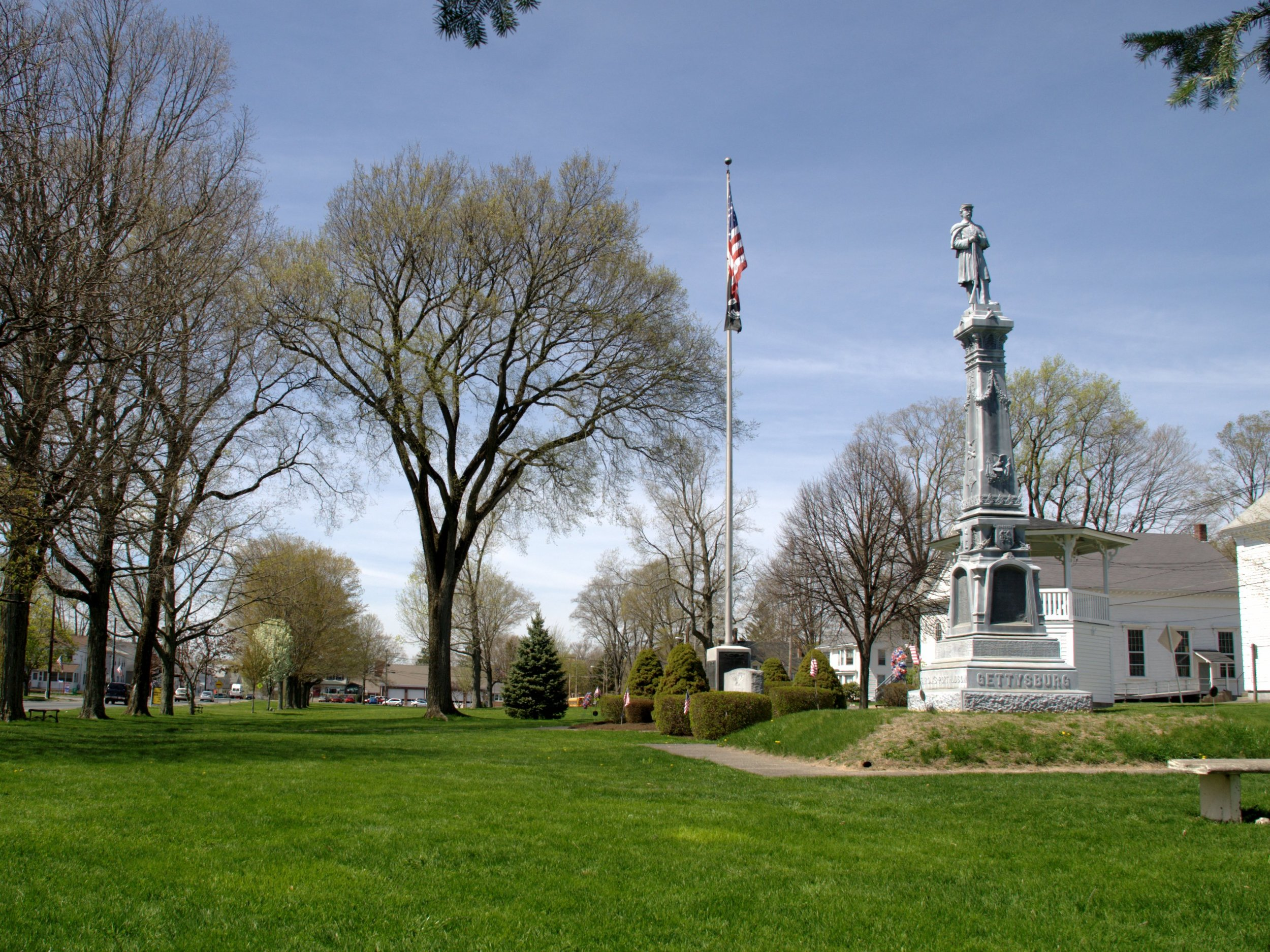 BELCHERTOWN - A Growing Hampshire County Community