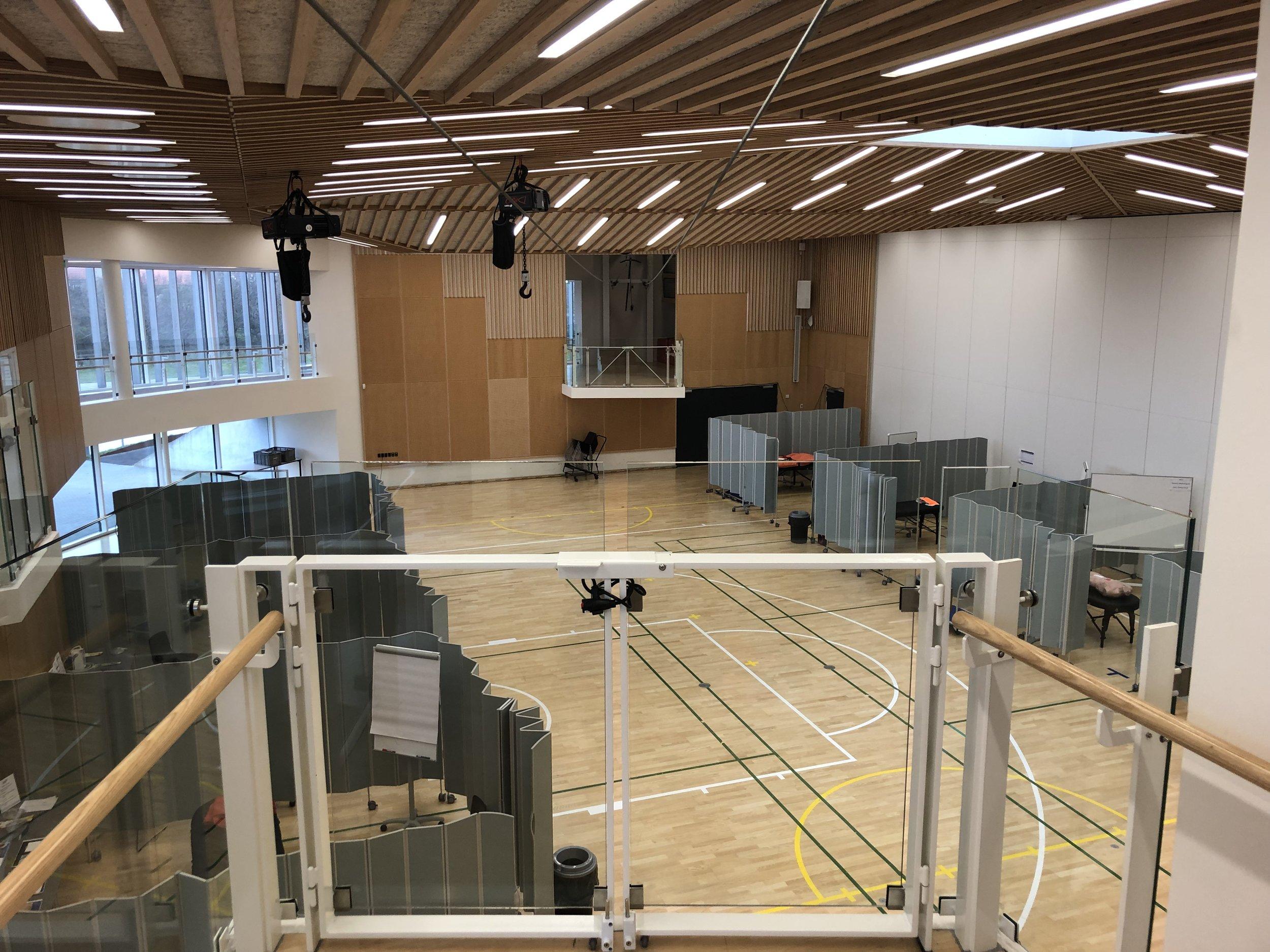 Innovative Sports Gymnasium