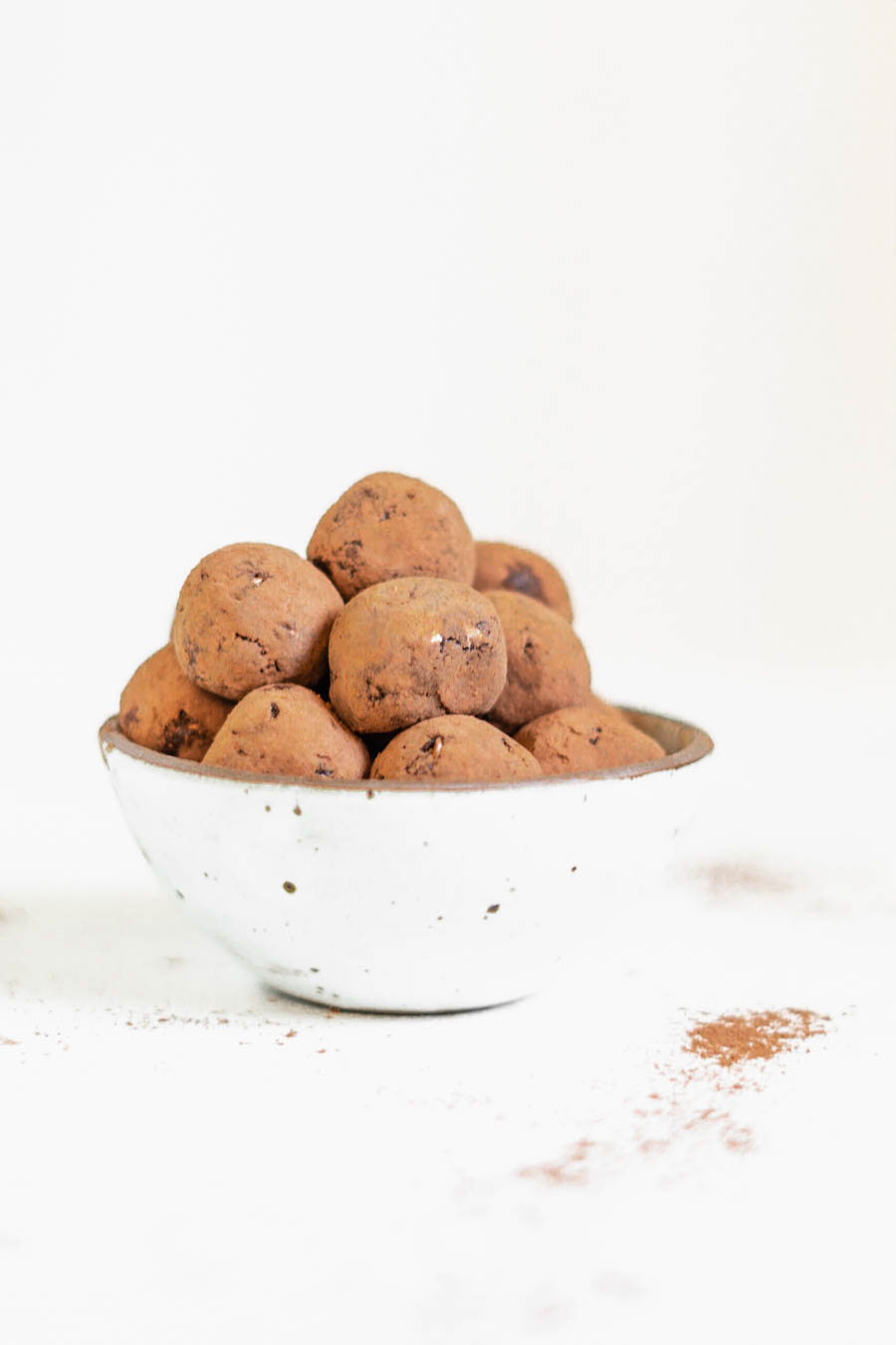 Healthy Chocolate Protein Balls