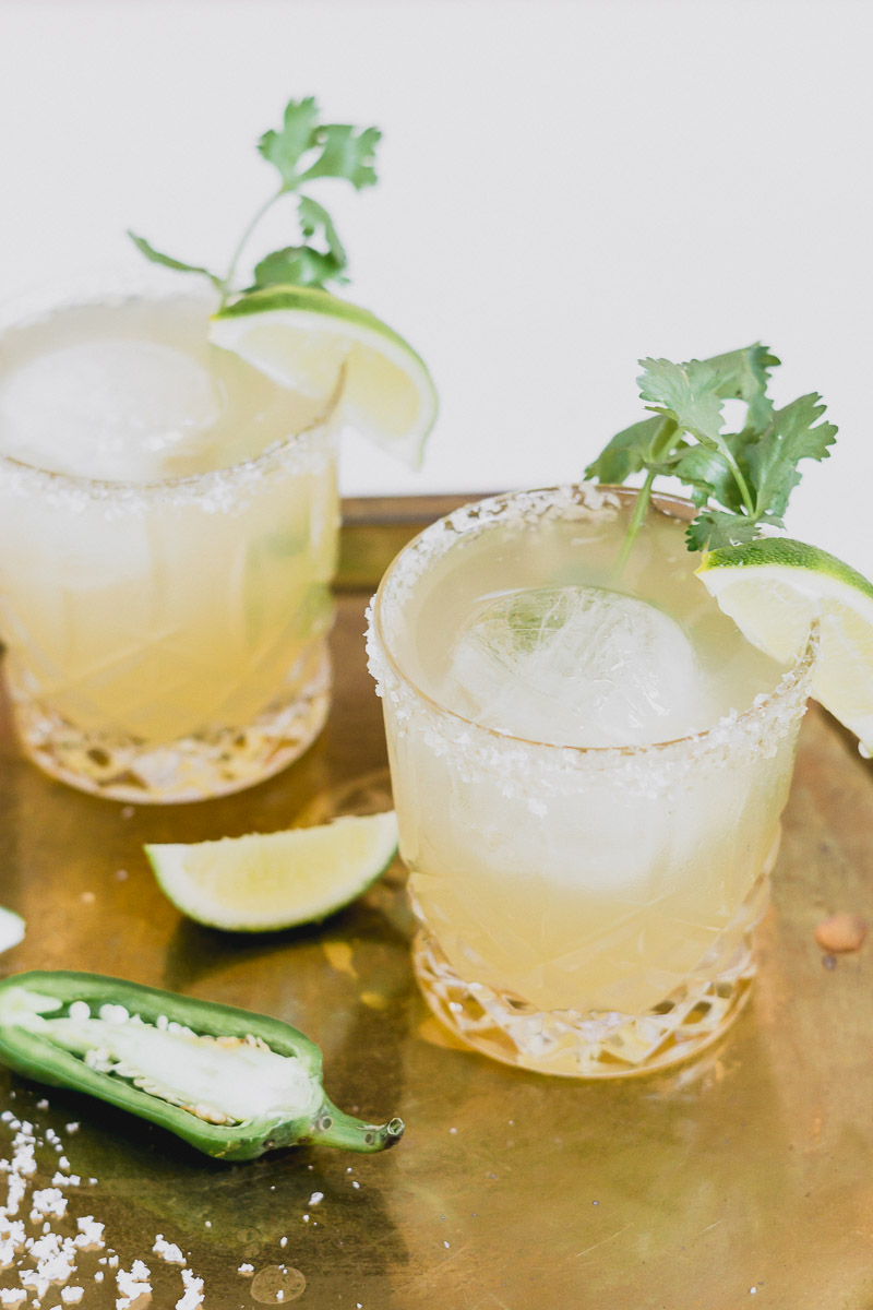 The Ultimate Healthy Summer-time Margarita