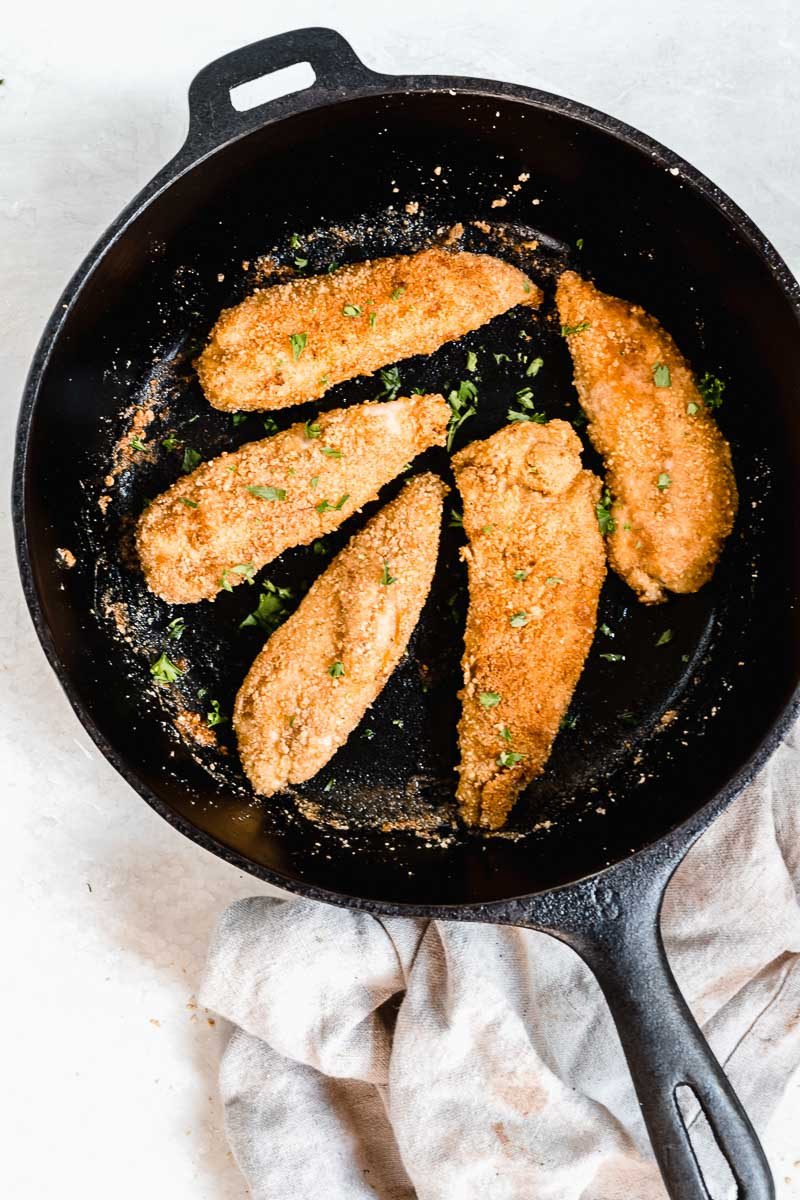 Paleo Chicken Tenders - The Fit Peach-4.jpg
