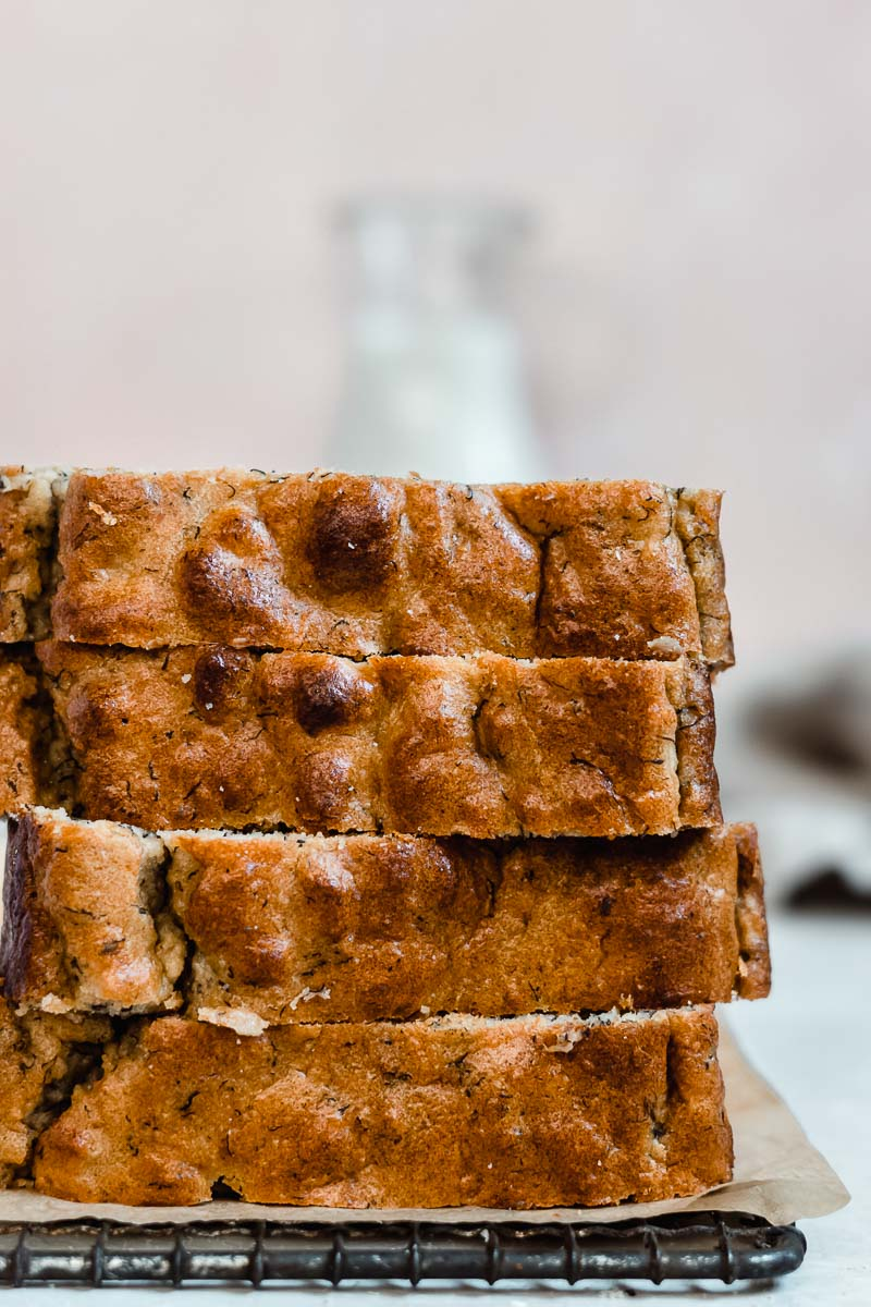 Gluten-free Banana Bread - The Fit Peach