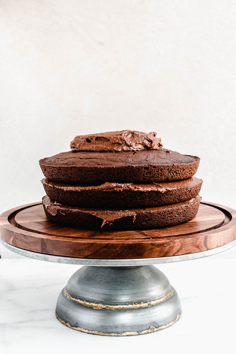 Chocolate Birthday Cake - The Fit Peach-3.jpg