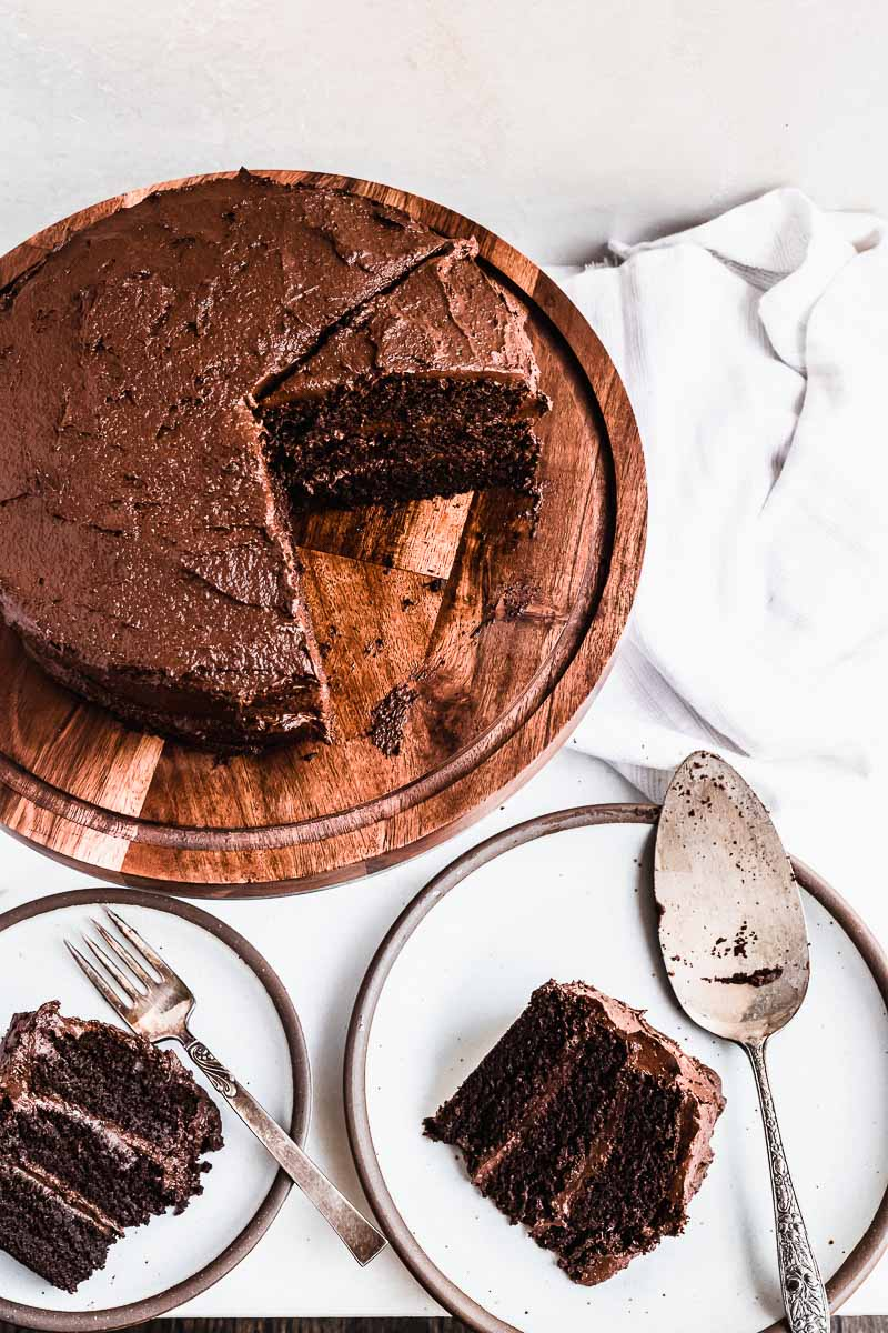 Chocolate Birthday Cake - The Fit Peach-12.jpg