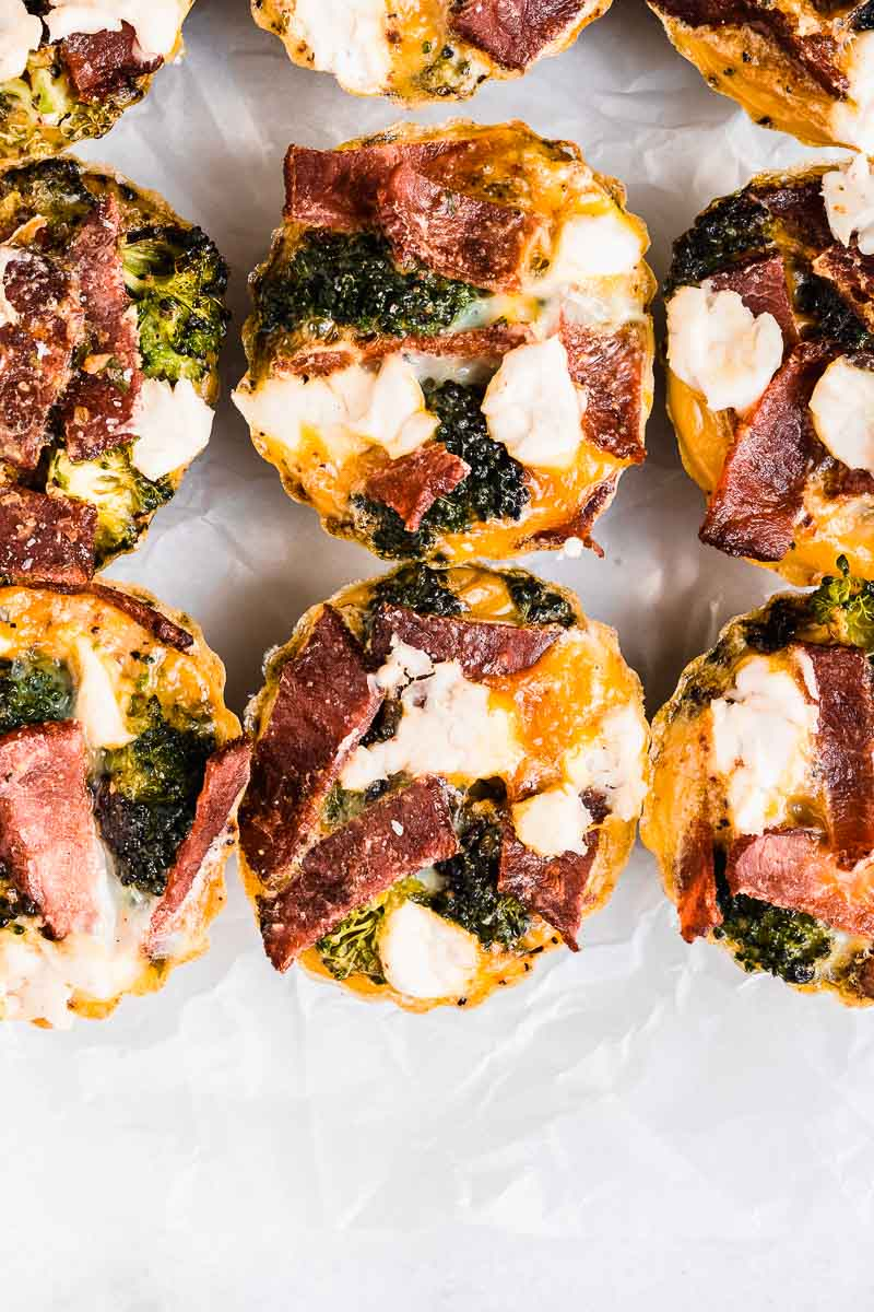 Paleo Egg Muffins - The Fit Peach