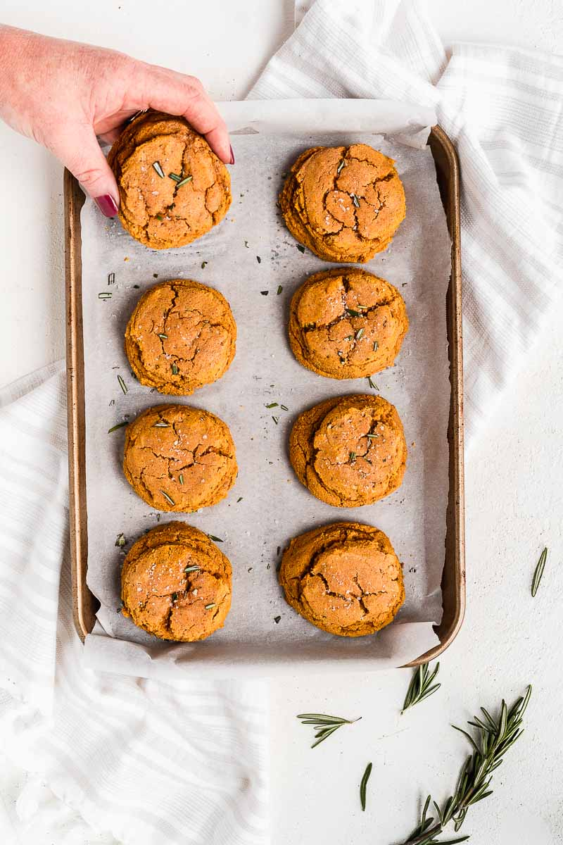 Homemade Paleo Pumpkin Biscuits - The Fit Peach-3.jpg