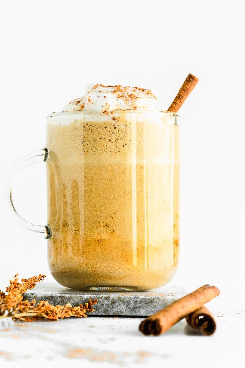 Regal Pumpkin Spice Latte - paleo, dairy-free, gluten-free