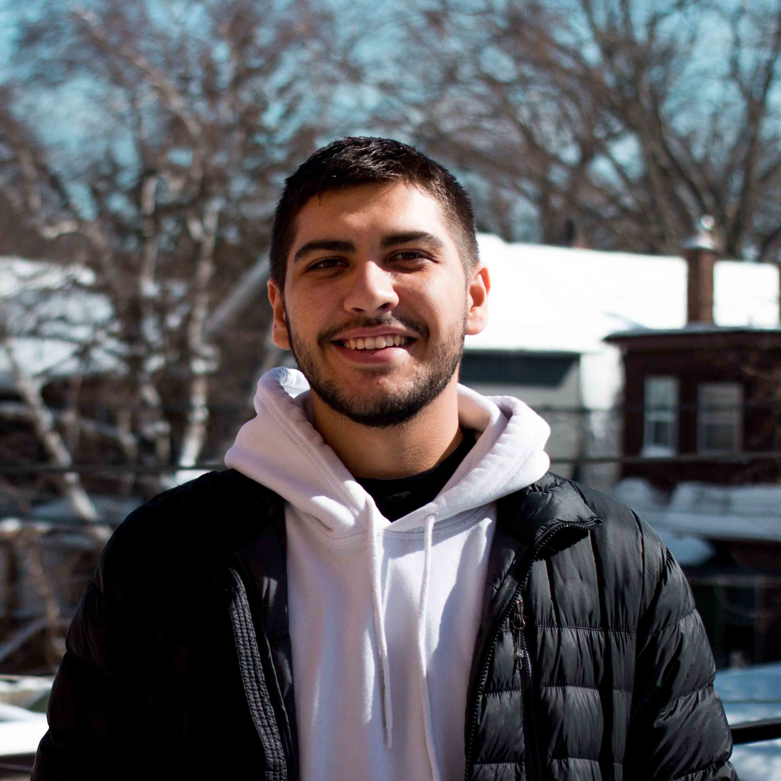 Nadeem Oudeh joined the Parallel team as a videographer in early 2018. He studied Film Production at Humber College, specializing in cinematography, directing and editing. He has worked on many video projects and has become a vital member of the Parallel Team.