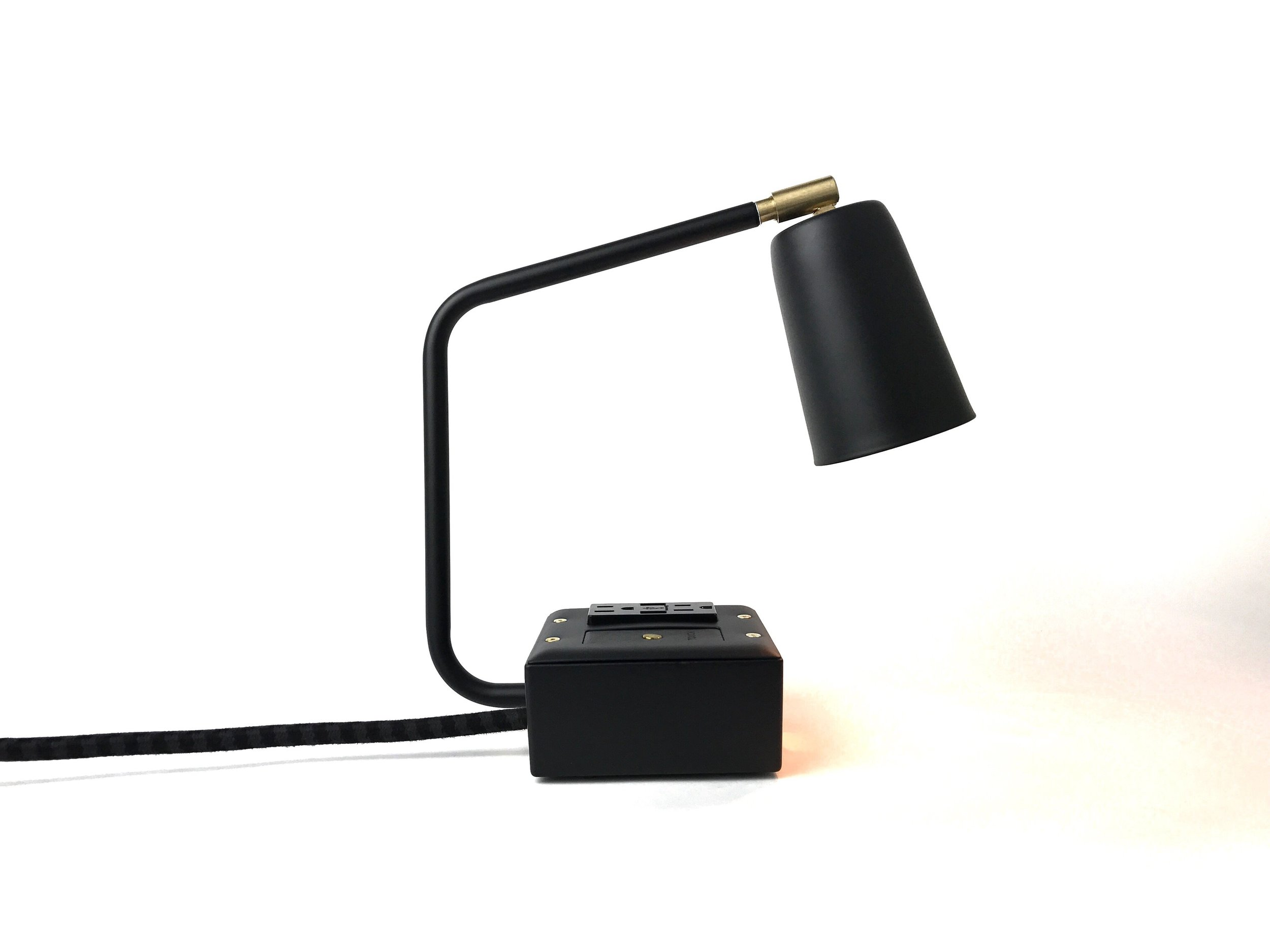 JAX Touch Smart USB Task Lamp - by Conway Electric