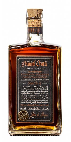 Blood Oath Bourbon - by Blood Oath