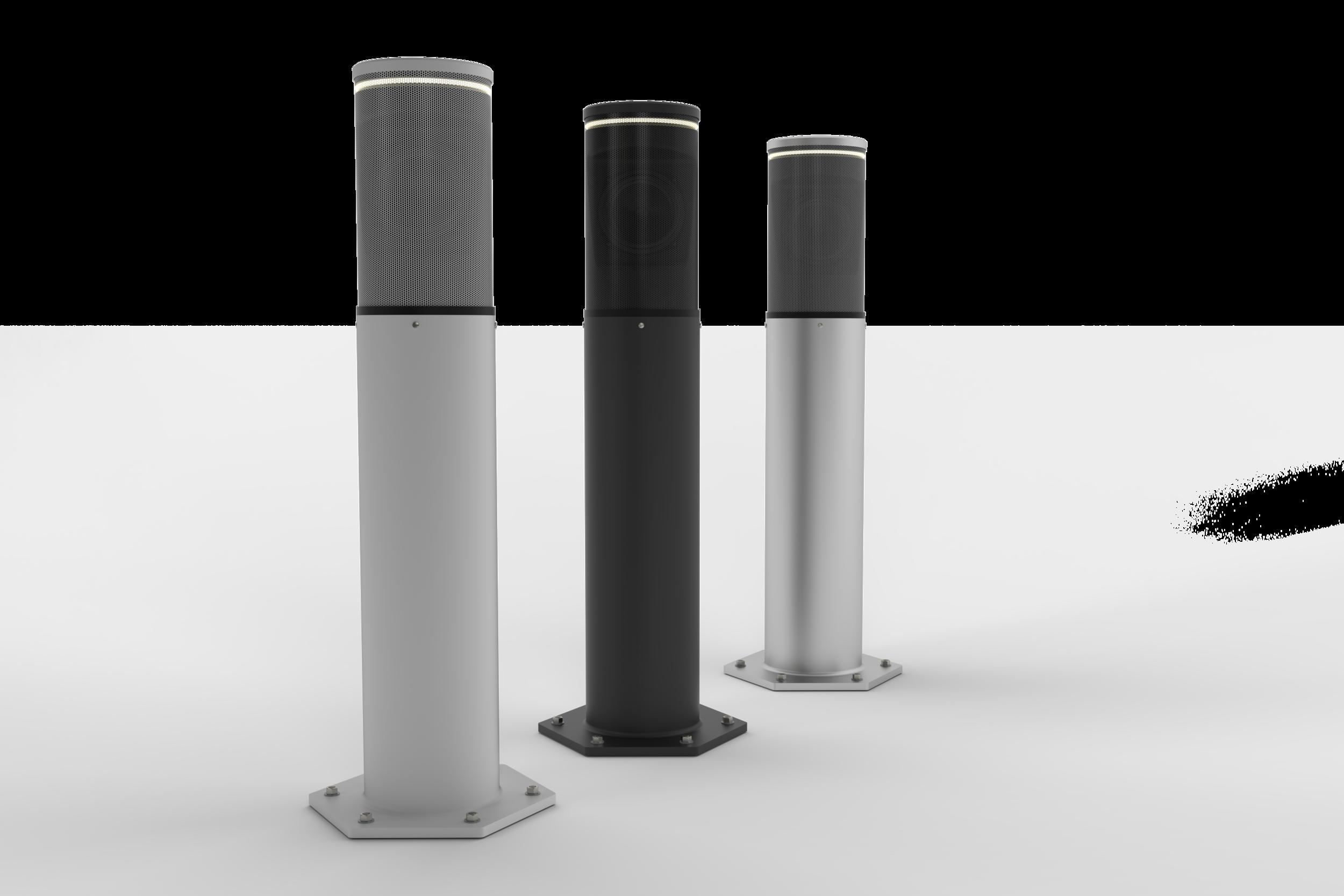 A sneak peek of the new Terra LuminSound design