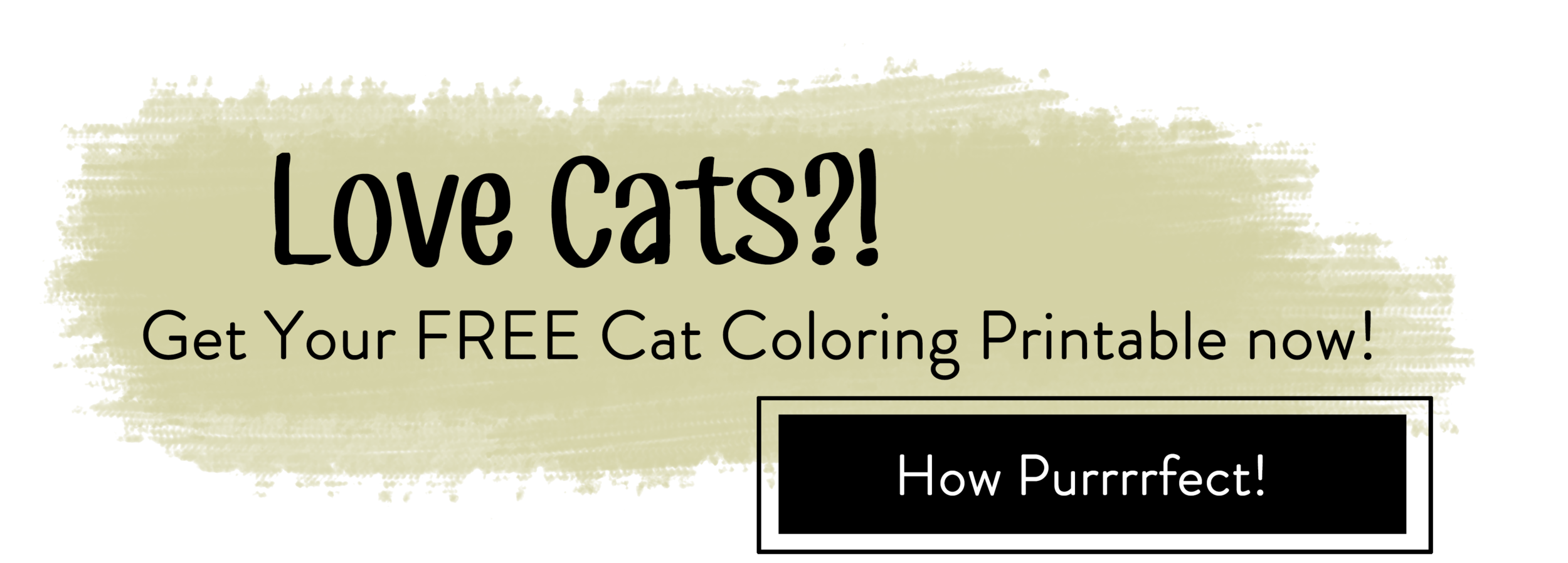 cat coloring page 3printable