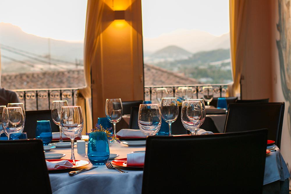 restaurante Oustau en Altea, cenas en familia y romanticas