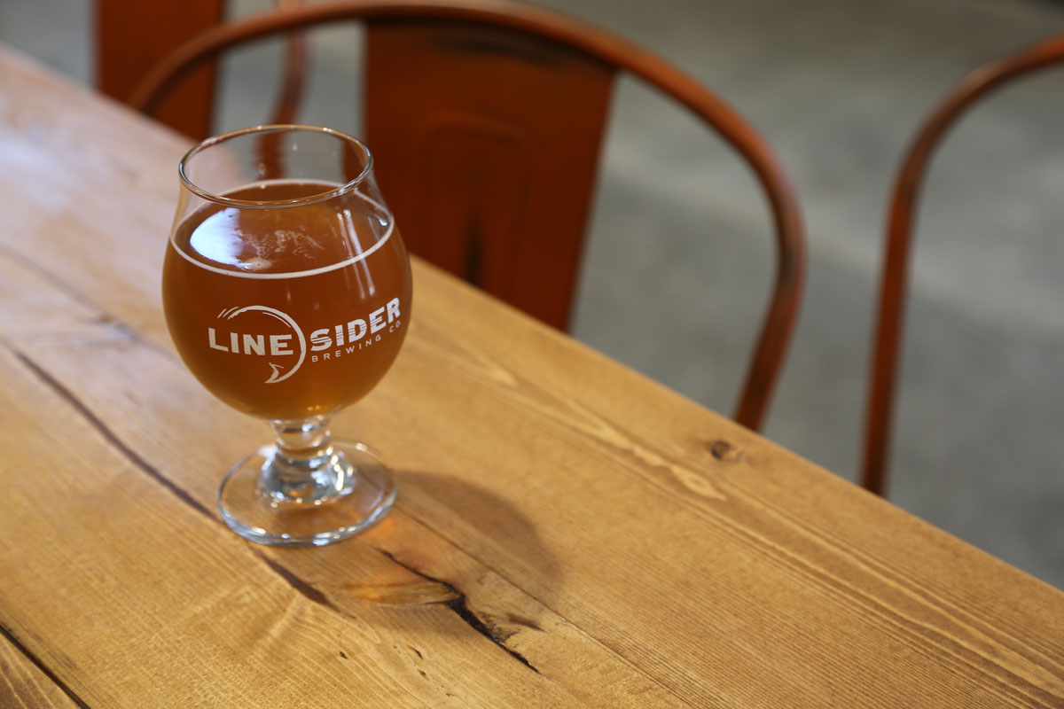 LineSider Brewing Company Beer