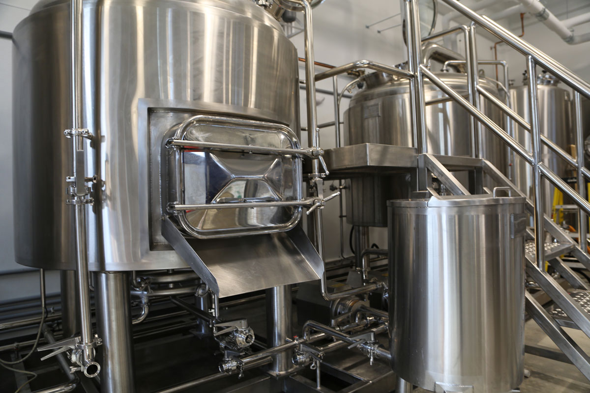 LineSider Brewing Company Craft Beer Brewing System
