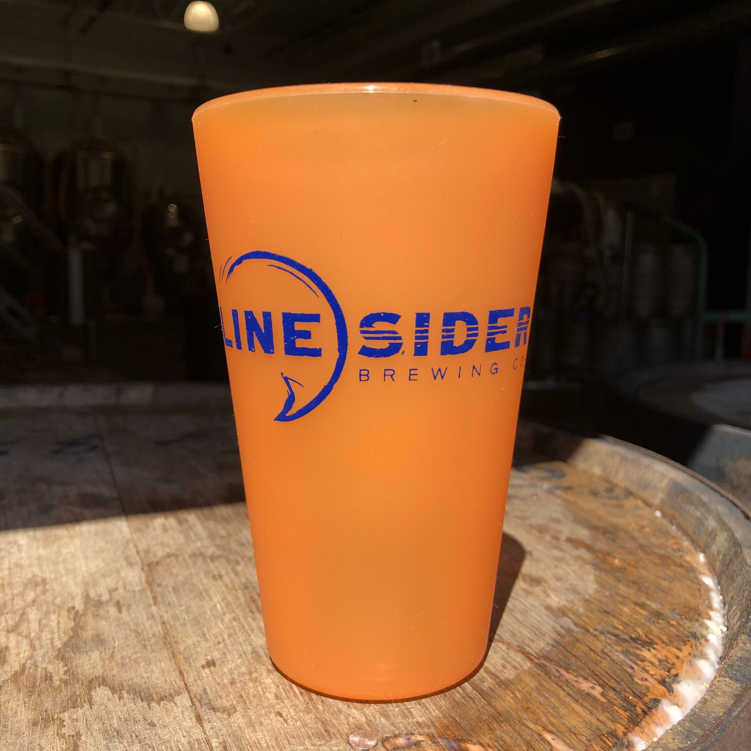 Silipint LineSider Pint Glass