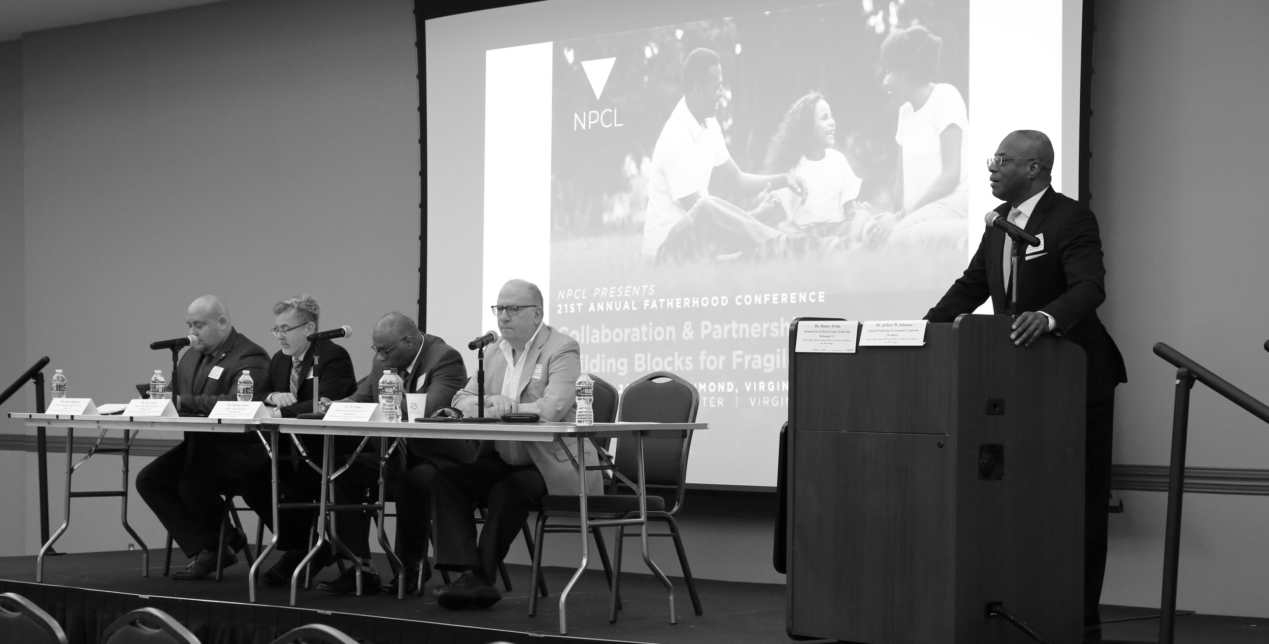 Policy Forum Panel in Black and White.jpg