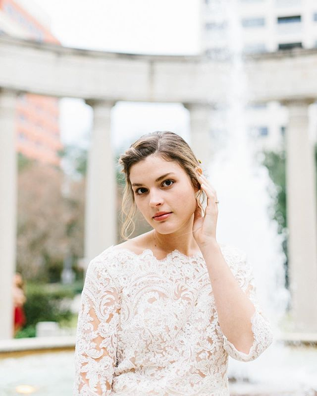 If you're engaged and planning your wedding day, choosing to take bridals is always a good decision! It offers the option of more photos in your dress, a beautiful print you can show off at the reception, and so much more. You spend so much time picking out the perfect dress, you deserve an extra day in it!