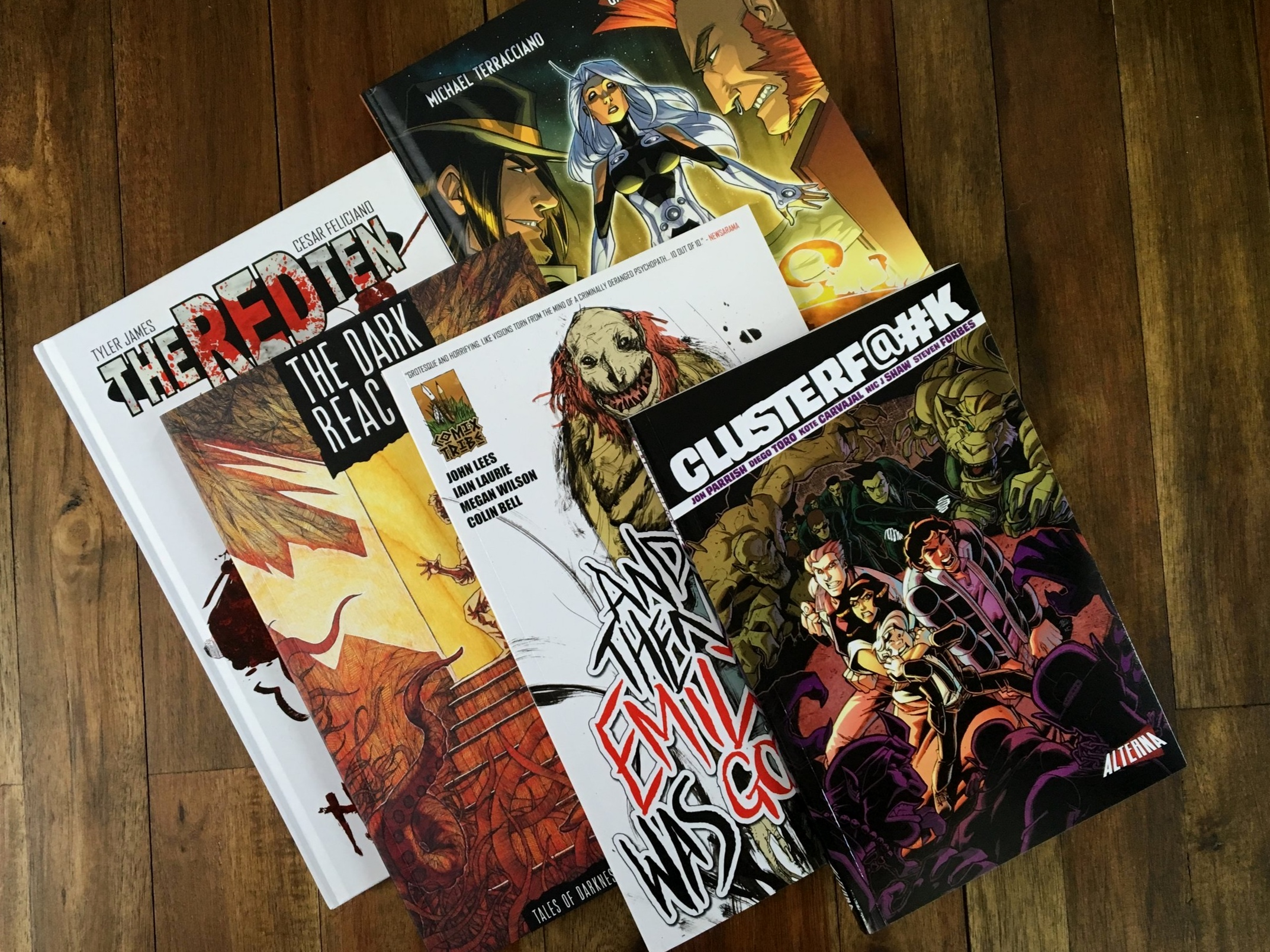 Hire the Experts! - Graphic Novel Printing Done Right!