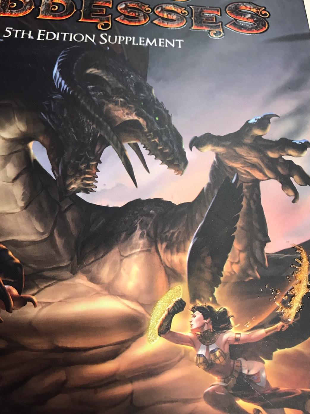 Be Brave, RPG Printing! -