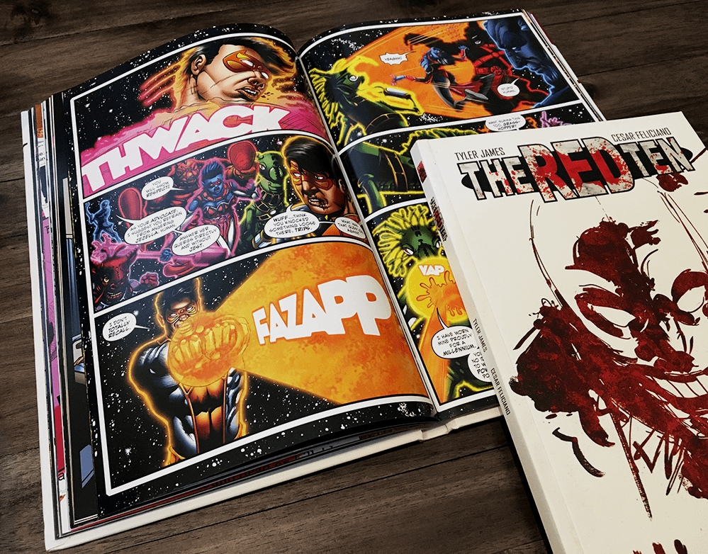 Hire the Experts! - Trade Paperback Printing Done Right!