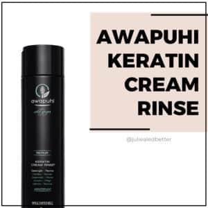 Awapuhi Keratin Cream Rinse