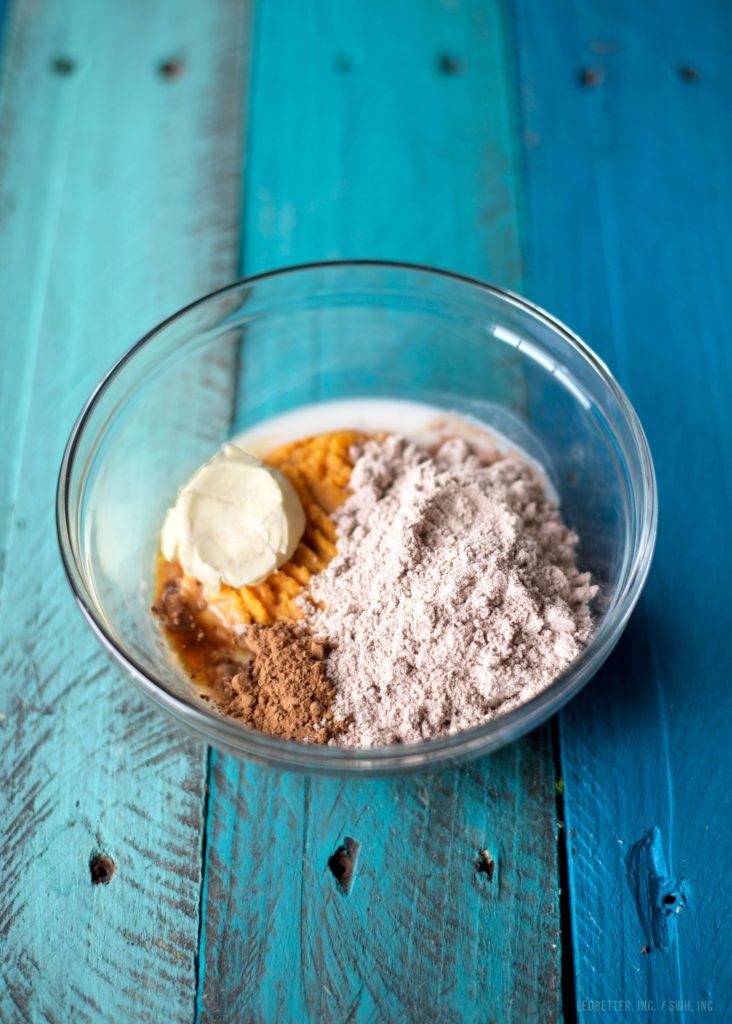 Protein Brownie Batter