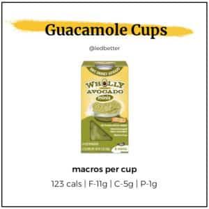 Wholly Avocado Minis - Guacamole