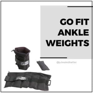 Go Fit Ankle Weights