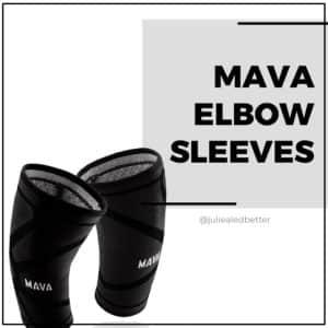 Mava Elbow Sleeves