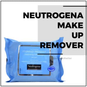 Neutrogena Make Up Remover